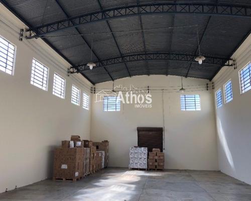 Imagem 1 de 4 de Vende-se Galpão No Recreio Campestre Jóia Em Indaiatuba/sp - Gl00124 - 69884952