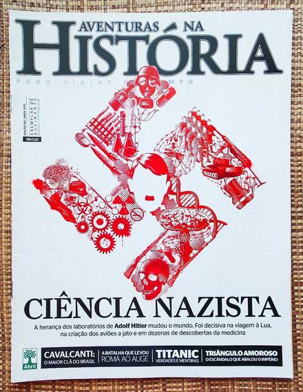 Kit C/ 2 Revistas Aventuras Na História - Edição 98 E 105