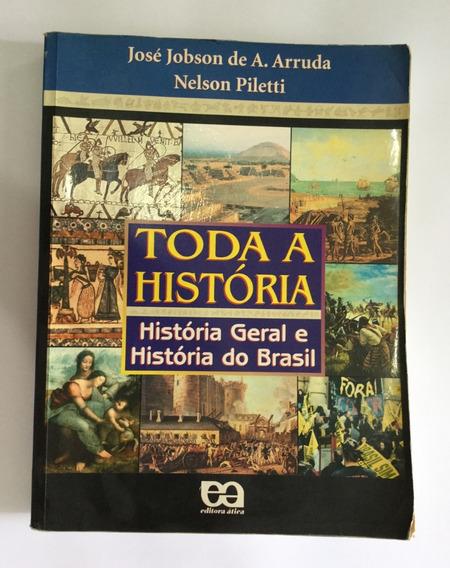 Livro Toda A História - Frete Grátis
