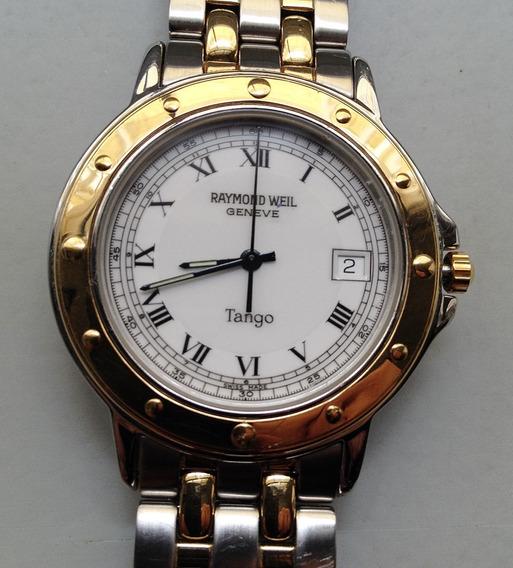 Relógio Unisex Raymond Weil Geneve Tango Super Fino