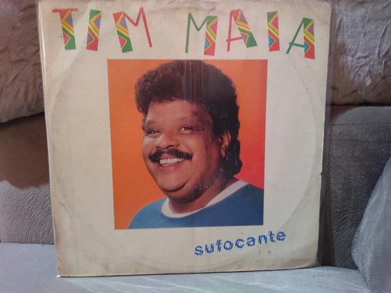 Lp Tim Maia Sufocante 1984 Frete Gratis