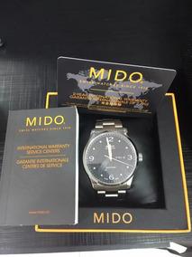 Relógio Mido Multifort M005.430.11050.00