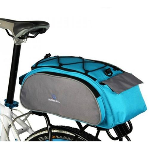 Maletín Para Parrilla Bicicleta Roswheel 14541