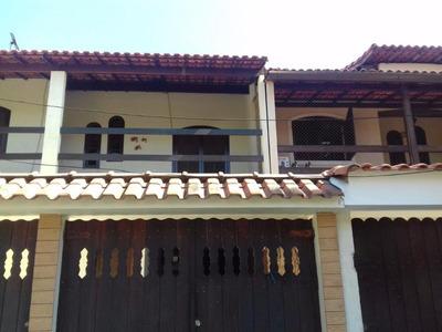 Casa Em Amendoeira, São Gonçalo/rj De 140m² 3 Quartos À Venda Por R$ 300.000,00 - Ca213717