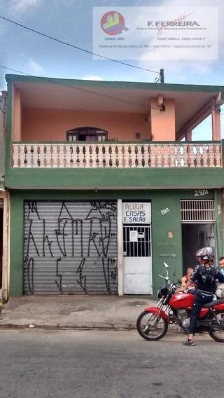 Casa Residencial Para Venda E Locação, Chácara Santa Maria, Itapecerica Da Serra. - Ca0161