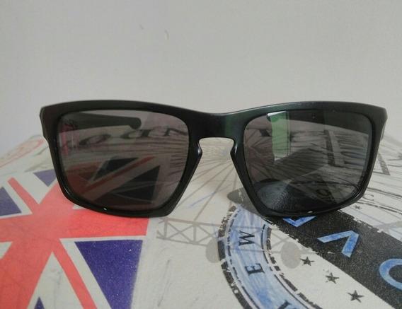 Óculos De Sol Oakley Sliver Xl Matte Black Original!!