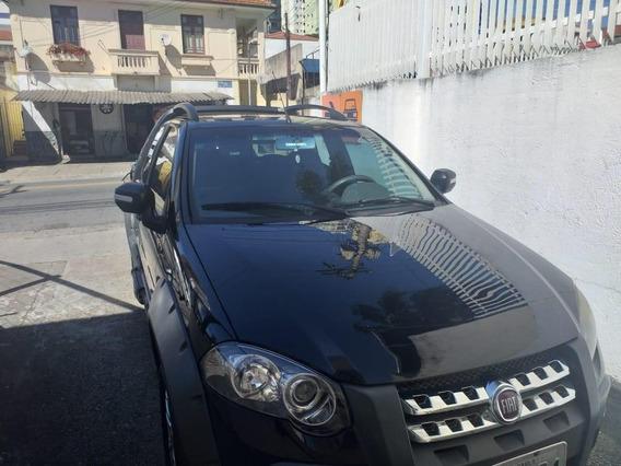 Fiat Strada Adventure 1.8 Flex 16v 2011/2012