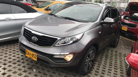 Kia Sportage Revolution Summa