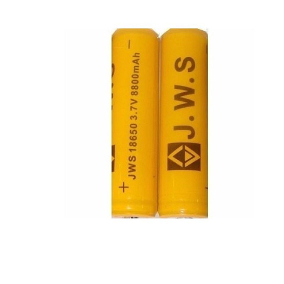 2 Bateria 18650 Li Ion Gold 8800mah Jws Ultra Chip Lançament