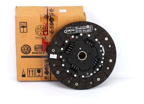 Disco Embreagem 215mm Bora Até 02 - Original Vw