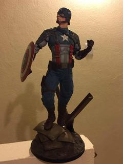Sideshow Capitán América