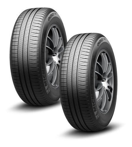 Paquete De 2 Llantas 185/65r15 Michelin Energy Xm2+ 88v