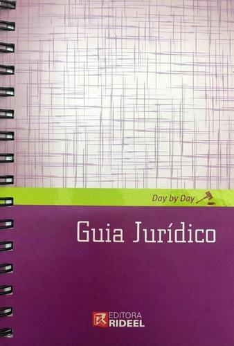 Agenda Jurídica Day By Day - Rideel + Brinde