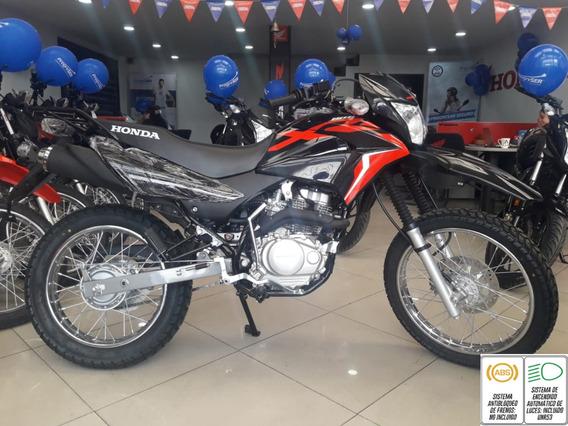 Xr 150 L Honda Modelo 2020 Inicial Desde $100.000