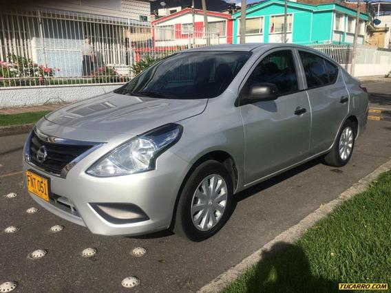 Nissan Versa Sedan Mt 1600 Aa