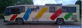 Motorhome Scania