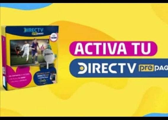 Kit Directv Pre-pago Colombiano