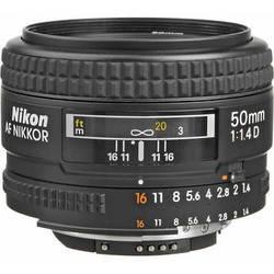 Lente Fx Nikkor Nikon 50mm F/1.4d Af
