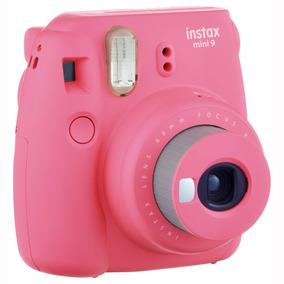 Camera Instantanea Instax Mini 9 Rosa Flamingo Fujifilm