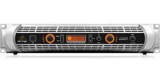 Potencia Digital Behringer 6000w Nu6000dsp Ultra Liviano