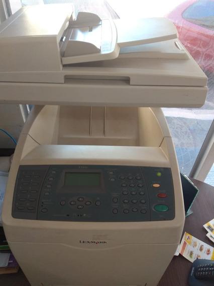 Impressora Lexmark X560n