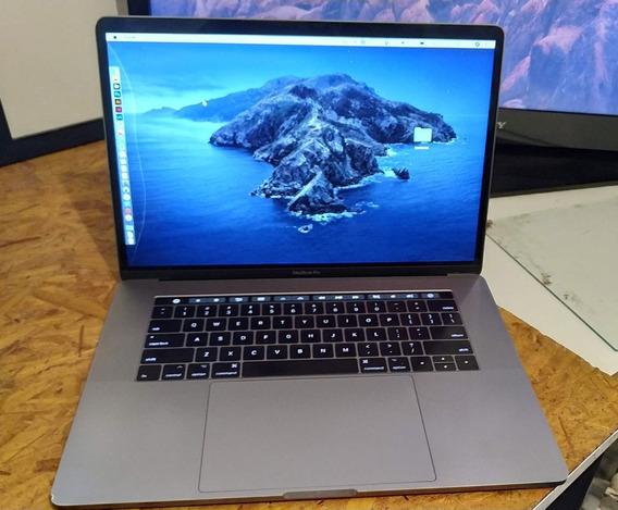 Macbook Pro 15 Touchbar 2017 I7 256gb 16gb Gpu Radeon Pro