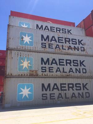 Contenedor Maritimo 40 Pies Hc Modulo Container Nuevo/usados