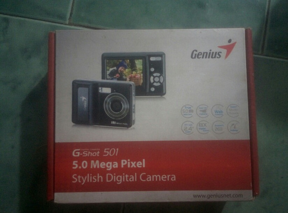 Camara Genius G-shot 501
