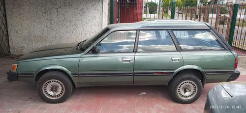 Subaru Legacy 1.8 Dl 4wd