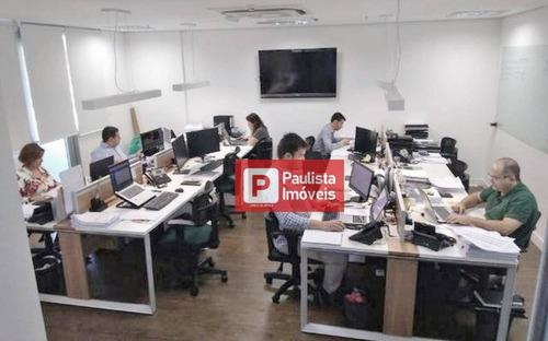 Conjunto À Venda, 77 M² Por R$ 1.260.000,00 - Pinheiros - São Paulo/sp - Cj1571