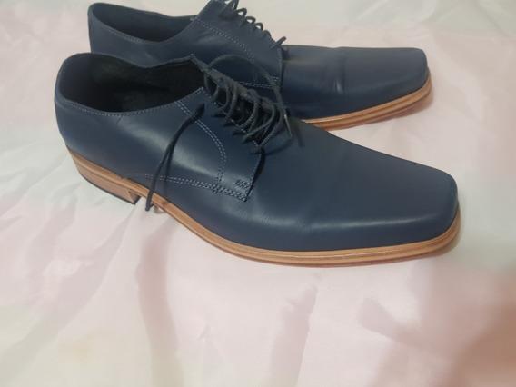 Zapatos Pta Cuadrada