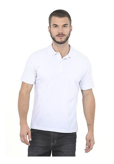 Camisa Polo Wear Meia Malha Básica