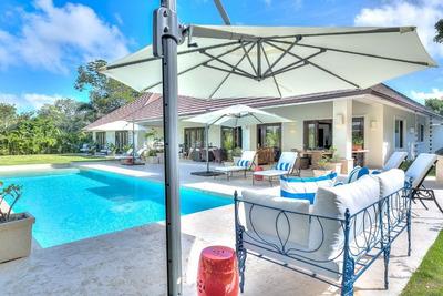 Excelente Villa En Punta Cana