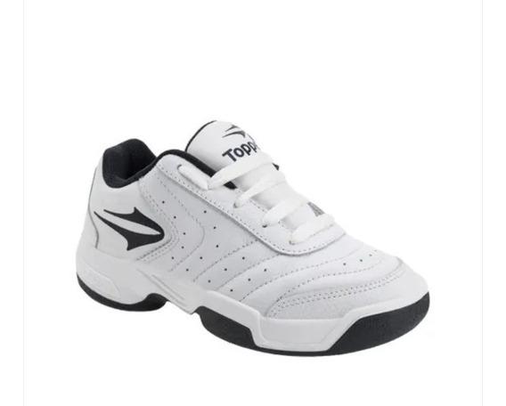 Zapatillas Blancas Ecolares Topper Originales Envios Gratis