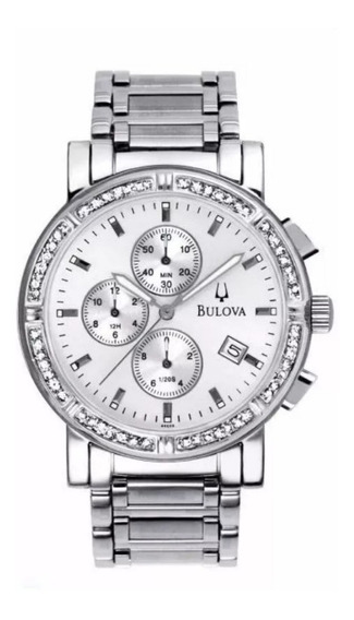Reloj Bulova 96e03 Original Acero Inoxidable Envio Gratis