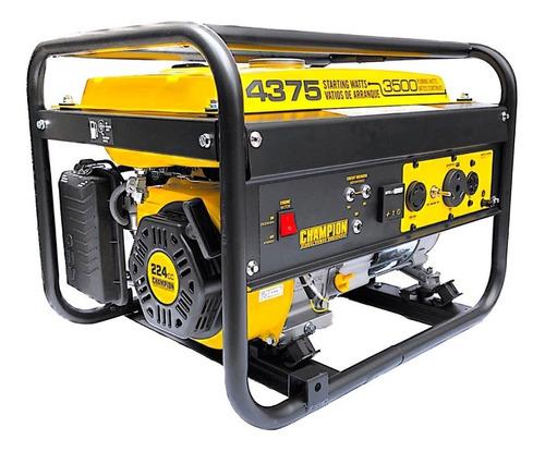Imagen 1 de 3 de Generador Eléctrico 4800watts Planta D Luz Yamaha Tecnología