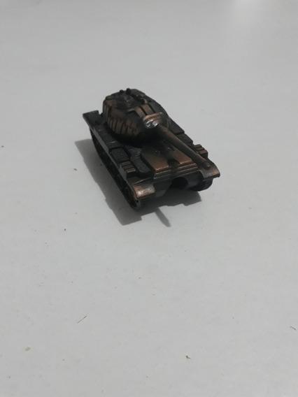 Miniatura Carrinho Apontador Tanque De Guerra M60 Patton Les