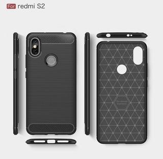 Kit 01 Capa E 02 Películas Xiaomi Redmi S2