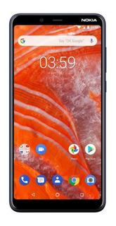 Celular Libre Nokia N 3.1 Plus 6 Huella Doble Camara