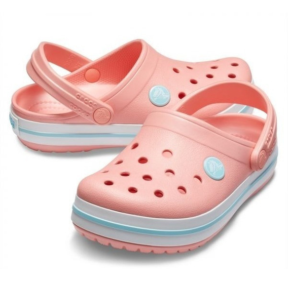 Crocband Kids - Coral