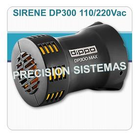 Sirene Rotativa Para Aplicação Diversa-110-220v Até 300mts