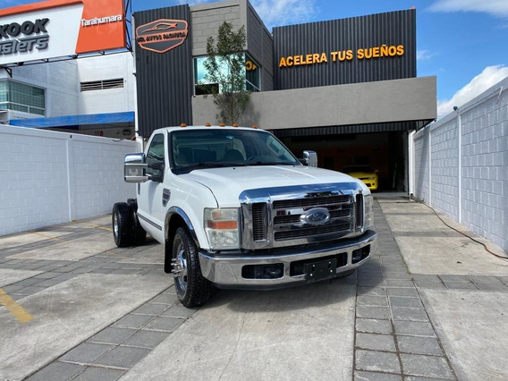 Ford F-350 2009 Pickup Camioneta Carga Super Duty 4x2 2p