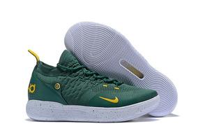 Tenis Nike Kd11 Army Green Original Leia O Anúncio