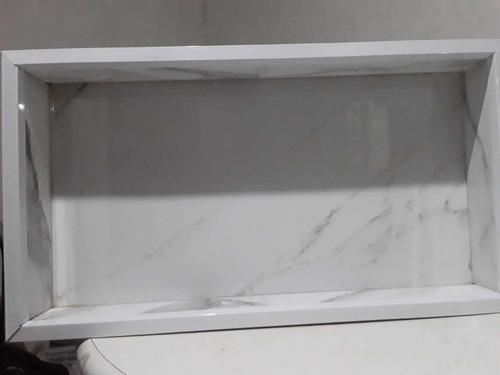 Nicho De Banheiro Porcelanato