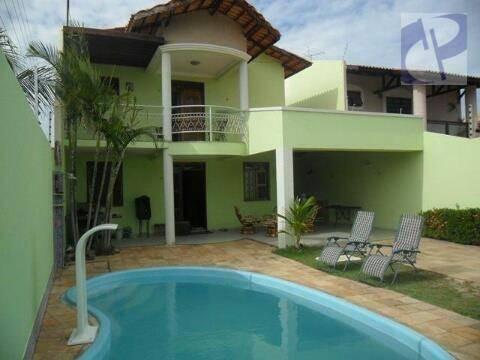 Casa Residencial À Venda, Alagadiço Novo, Fortaleza. - Ca2631
