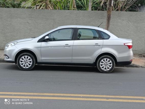 Fiat Grand Siena 2012 1.4 Attractive Flex 4p