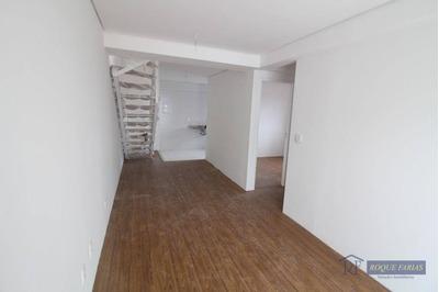 Cobertura Com 2 Dormitórios À Venda, 130 M² Por R$ 590.000 - Vila Yara - Osasco/sp - Co0001