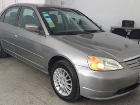 Honda Civic 1.7 Ex Vtc