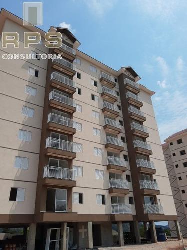 Imagem 1 de 23 de Apartamento Para Venda No Residencial Porto Fino Em Atibaia - Ap00030 - 4720175