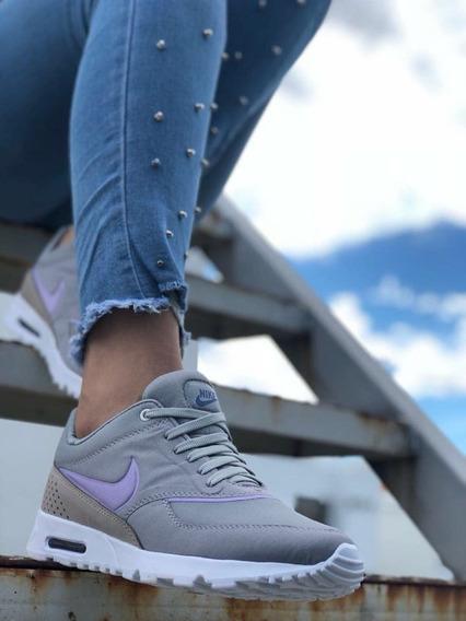 Zapatos Tenis Nike Airmax 3d Dama En Caucho + Envio Gratis